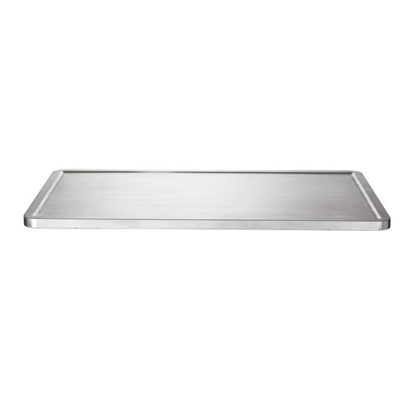 ComfortGroom Stainless Steel Table Top