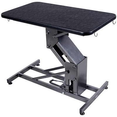 ComfortGroom Z-Lift Hydraulic Grooming Table